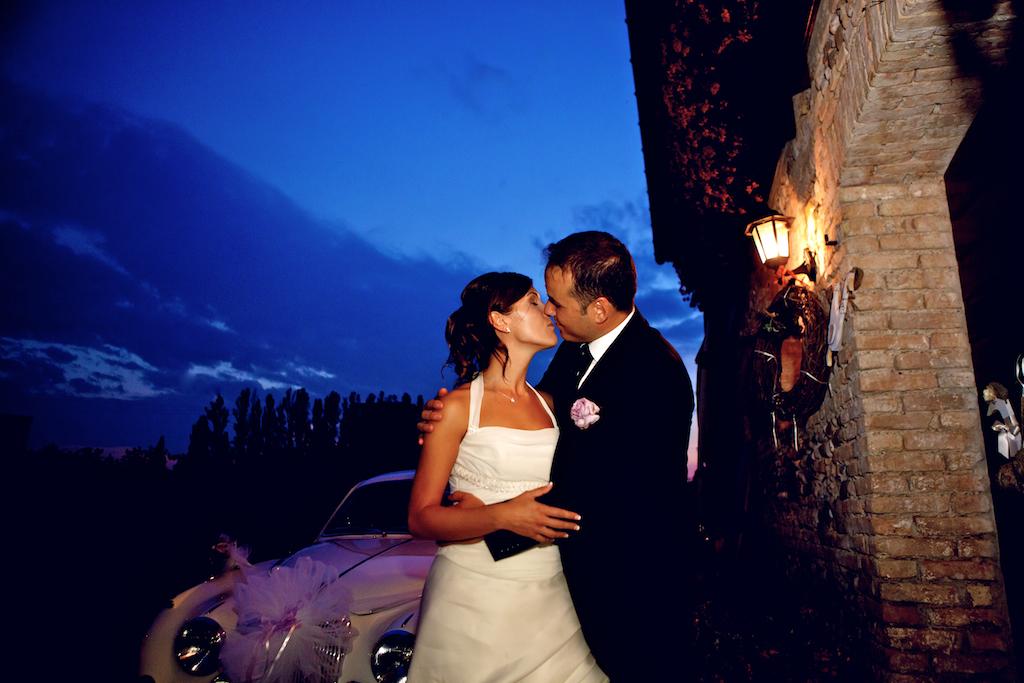 fotografia di matrimonio artistica